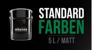 Standard Farben matt 5 l
