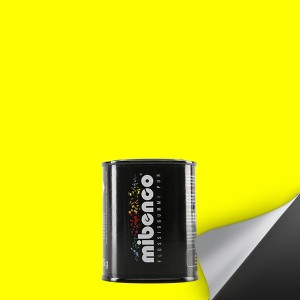 Flüssiggummi PUR, 175 g, neon-gelb matt (€ 8,54 / 100 g)