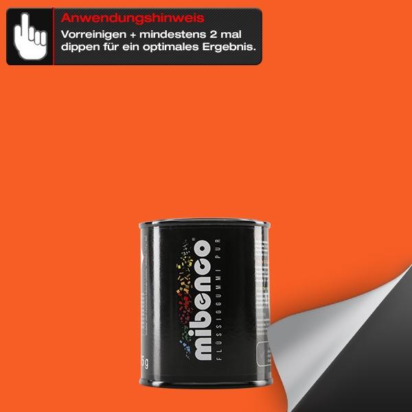 Flüssiggummi PUR, 175 g, orange matt (€ 8,54 / 100 g)