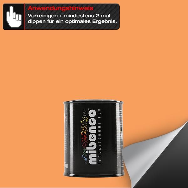 Flüssiggummi PUR, 175 g, pastellgelb matt (€ 8,54 / 100 g)