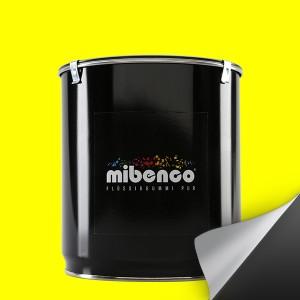 Flüssiggummi PUR, 3.000 g, neon-gelb matt (€ 32,49 / kg)