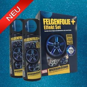 FELGENFOLIE+ Effekt Set, 2 x 400 ml, Kristalleffekt, Green Earth Crystal Effect (€ 3,75 / 100 ml)