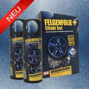 FELGENFOLIE+ Effekt Set, 2 x 400 ml, Pearl, Perleffekt  (€ 3,75 / 100 ml)