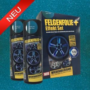 FELGENFOLIE+ Effekt Set, 2 x 400 ml, Perleffekt, Tornado Red Pearl Effect (€ 3,75 / 100 ml)