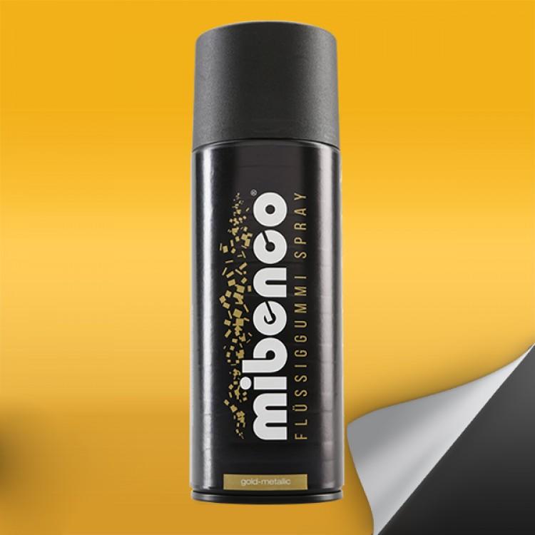 Flussiggummi Spray Spruhfolie Gold Metallic 400 Ml