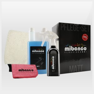 mibenco PFLEGE-SET, MATT