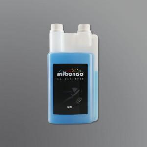 mibenco AUTOSHAMPOO Konzentrat MATT, 1 l (€ 9,89 / 1 Liter)