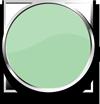 weißgrün glänzend
