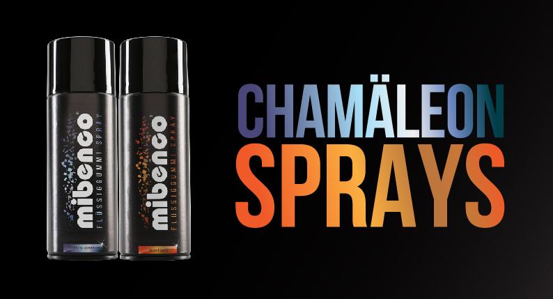 chamaeleon sprays banner