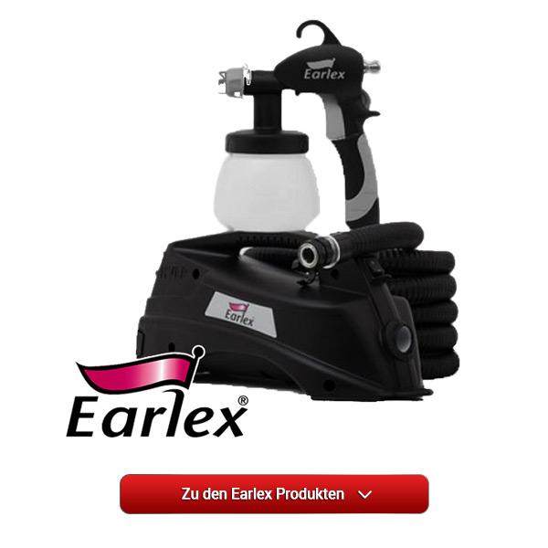 Earlex Produkte